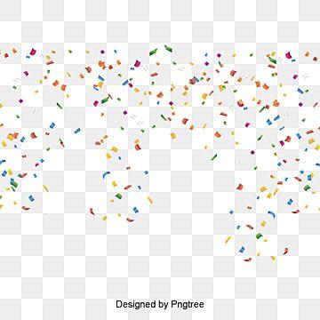 Colored Confetti Background Colored Confetti Background Vector Material Colored Vector Png Transparent Clipart Image And Psd File For Free Download In 2021 Paint Background Confetti Background Logo Design Art