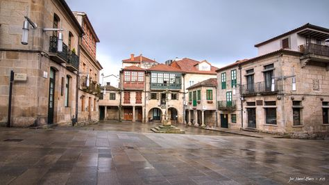 Plaza de la Leña -- Pontevedra by Jose Manuel Blanco on 500px