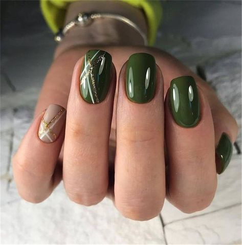 50 Gorgeous And Lovely Spring Square Nail Designs For You - Women Fashion Lifestyle Blog Shinecoco.com