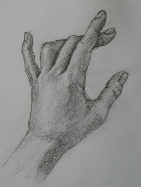 How to draw hands! Amazing tutorial! #drawings #art
