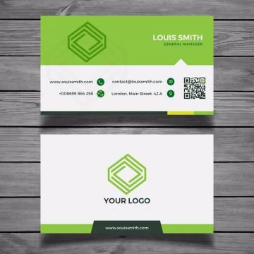 Green Business Card Template Colorful Business Card Business Card Design Black Business Card Template