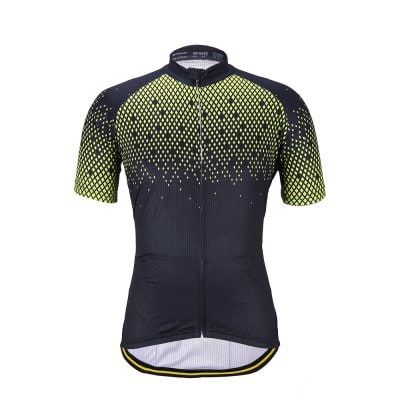 Men Cycling Clothing Bicycle Jersey Sportswear Short Sleeve Bike