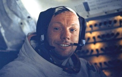 """""""I am, and ever will be, a white socks, pocket protector, nerdy engineer"""": Neil Armstrong, 1930-2012"""
