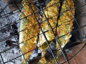 Resep Kembung Bakar Padang Oleh Xander S Kitchen Resep Resep Resep Masakan Makanan Dan Minuman