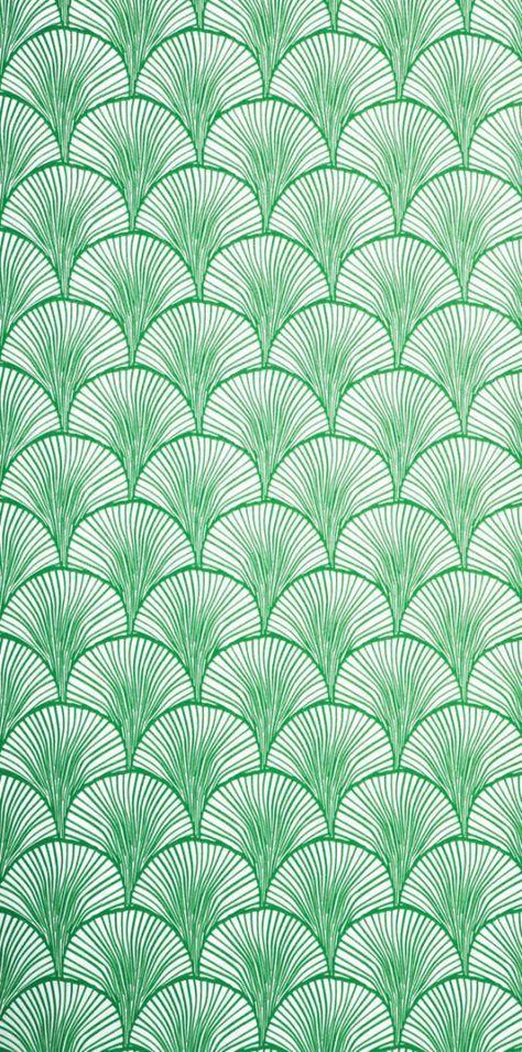 Prints Wallpaper Ready To Decor I Love Green Inspiration Prints Pattern Art Pattern Design Get inspired for green wallpaper for