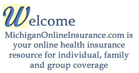 Michigan Health Insurance Companies Quotes And Plans