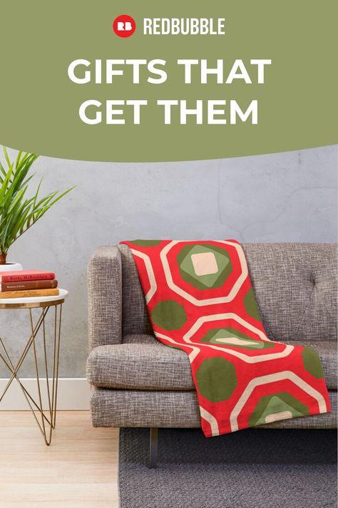 Festive Throw Blankets