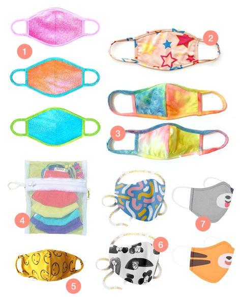 masks for kids! - Oh Joy!