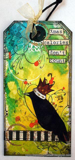 kathryn wheel's art journal