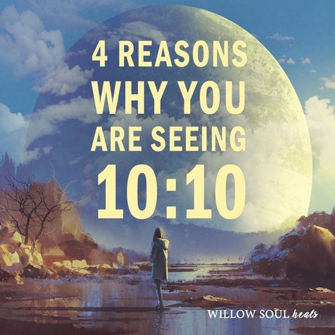 Seeing 10:10 repeatedly is a divine message for you from your angels and spirit guides. Here are the top four meanings to help you understand what 1010 means. #whatisthemeaningofthenumber8
