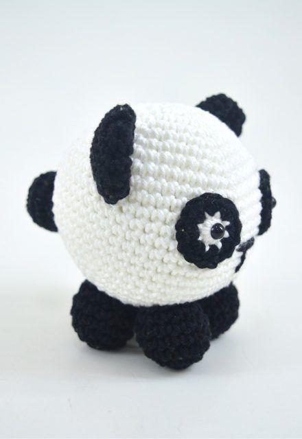 Amigurumi: Ursinho de Crochê com receita (Circulo S/A) (com ... | 640x440