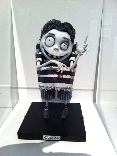 The Tim Burton LACMA Exhibit Looks Back at a Storied Career