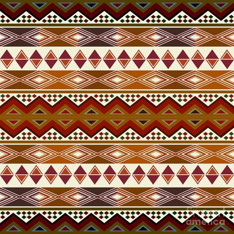 african pattern -- Pictures and Illustrations