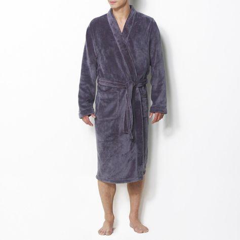Robe De Chambre Maille Polaire Robe De Chambre Pyjama Et Vetements