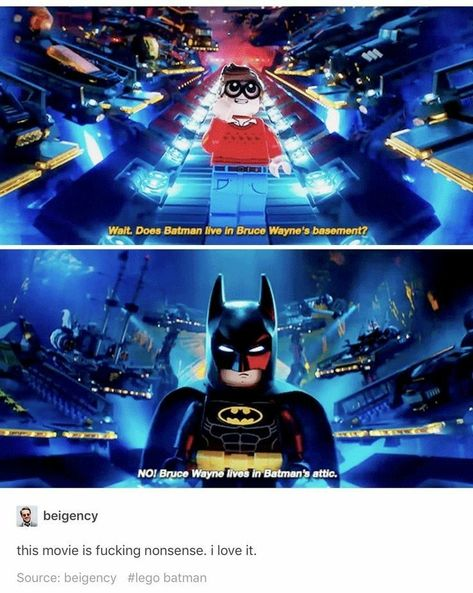 Lego Batman> Officially the best superhero movie ever Batman Lego, I Am Batman, Superman, Lego Batman Memes, Funny Batman, Lego Batman Movie Quotes, Batman Games, Gotham Batman, Batman Stuff