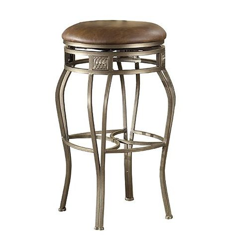 Montello Old Steel 30 Inch Bar Stool For The Home