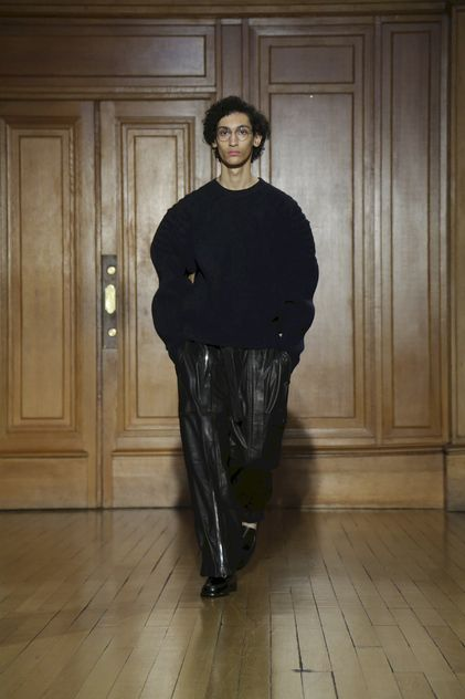 Hed Mayner Menswear Fall Winter 2018 Paris