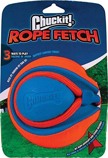 Chuckit 32220 Chuckit Rope Fetch Dog Toys Pet Pets Petlover