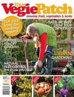 Your Vegie Patch 1 Year Subscription 6 Issues Gardening