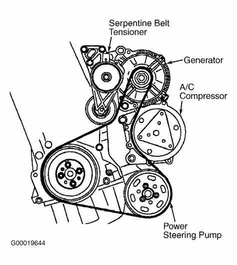 Audi Tt 2002 Engine Diagram