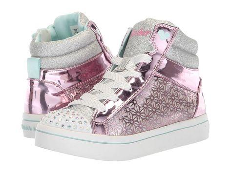 Skechers Kids Twinkle Toes Twi Lites 10976l Lights Little Kid
