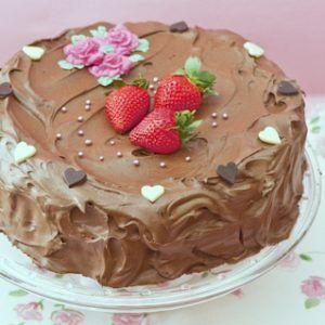 ihana suklaakakku
