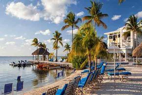 Key Largo Bay Marriott Resort An Island Escape At The Heart Of It All Luxury Travel Blogger Carmen Edelson Marriott Resorts Marriott Hotels And Resorts