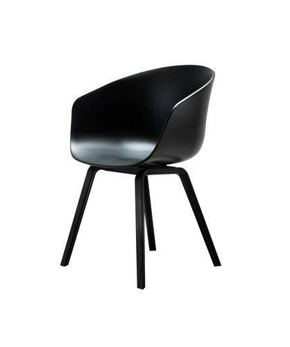 Hay Stuhl About A Chair Aac 22 Schwarz Gestell Eiche Schwarz Schale Polypropylen Beine Eiche Schwarz Esszimmers Eichenstuhle Skandinavische Mobel Stuhle