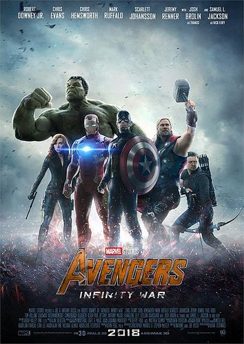 Avengers: Infinity War 2018 Streaming Vf Hd : avengers:, infinity, streaming, Marvel, Movie, Avengers, Infinity, Thanos, Guardians, Painting, Poster, Inf…, Streaming, Movies, Online