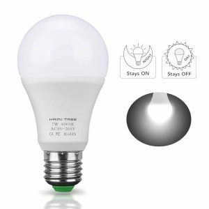 Top 10 Best Motion Sensor Light Bulbs In 2020 Reviews Motion Sensor Lights Light Sensor Led Bulb