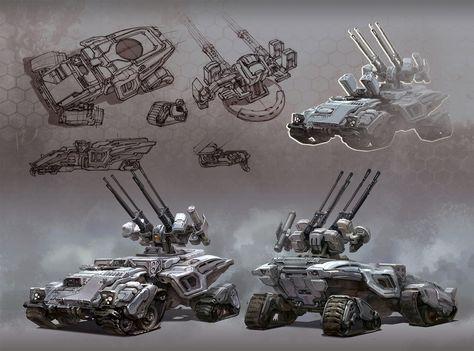 N2-tusk AA Tank