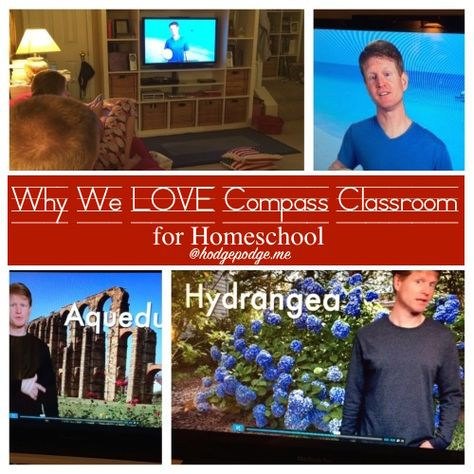 Why We LOVE Compass Classroom for Homeschool
