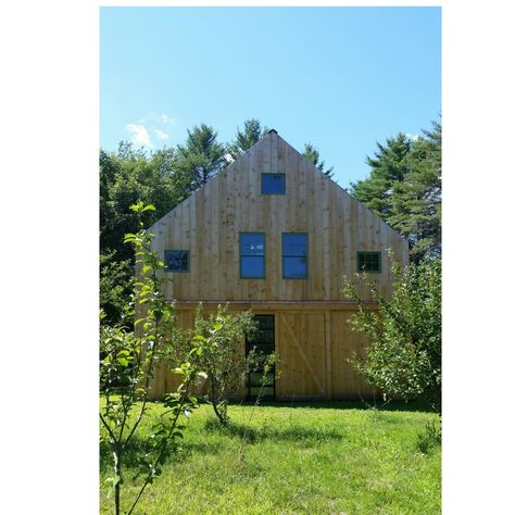 20x20 Timber Frame Guest House (under Construction). The Home Will Be  Enclosed With SIP Panels. | Small Elegant Homes | Pinterest | Guest Houses,  ...
