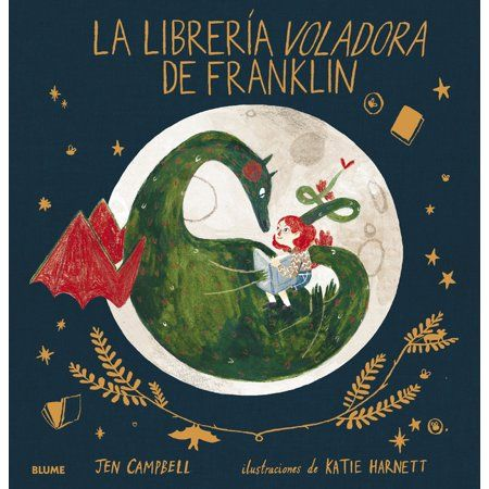 Librería Voladora De Franklin Walmart Com Bookshop Classic Fairy Tales Illustration