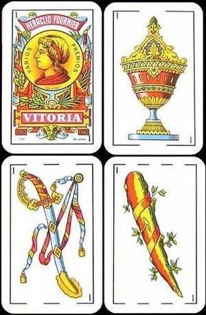 Cartas Españolas Cartas Españolas Tarot Significado Baraja De Cartas