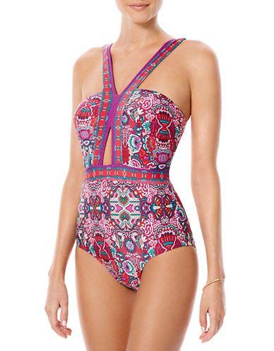 1a6ec3c34619e Ambrielle Floral One Piece Swimsuit - JCPenney | My Style | Floral one  piece swimsuit, Floral swimsuit, Swimsuits