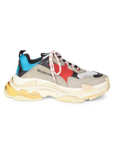 Balenciaga - Triple S Trainer Sneakers