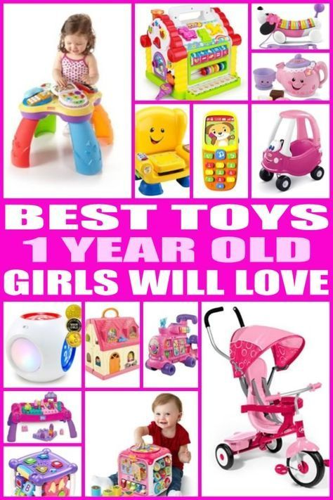 Best Toys For 1 Year Old Girls First Birthday Gifts Girl One