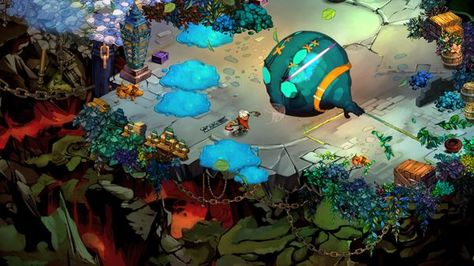 Supergiant Games Details Xbox One Release of Bastion