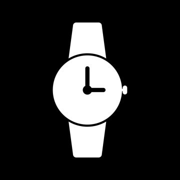 Vector Watch Icon Watch Icons Clock Time Png And Vector With Transparent Background For Free Download Clock Icon Icon Vector