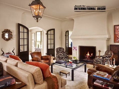 American Style In The Interior Design | Ideas For The House