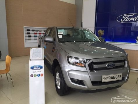 Ford Ranger Xls 4x2 At Vietnam 2017 Ford Ranger Ford O To