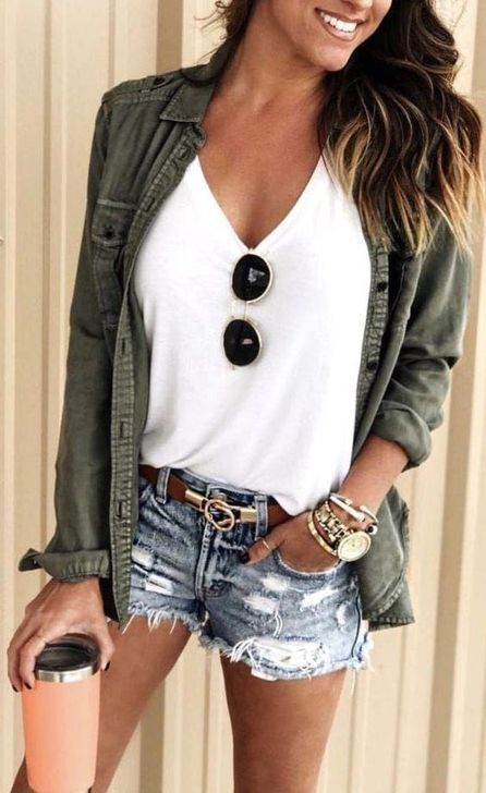 51 Catchy Outfit Ideas For Summer