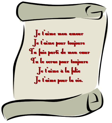 Poème Damour Court Poeme Damour Sms Amour Et Citation