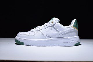 Unisex Nike Air Force One 1 Ultra Jade Af1 White Green Jade 919521 100 Basketball Shoes 919521 100