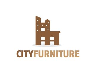 City Furniture Logo Design