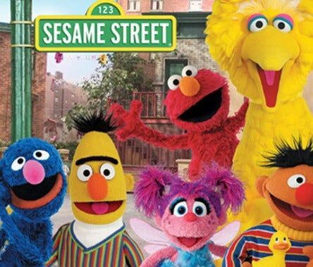 Sesame Street Day Courageous Christian Father Sesame Street Toys Sesame Street Sesame