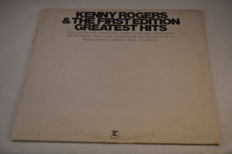 kenny rogers and the first edition greatest hits cd