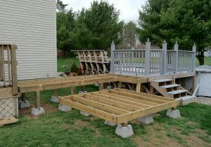 8 8 Hot Tub Deck Plans Decks Ideas For Backyard Deck Ideas With