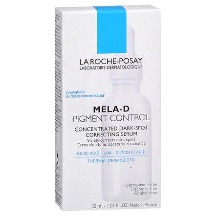 La Roche Posay La Roche Posay Mela-D Dark-Spot Correcting Serum, 1.01 oz The Elixir MJ Care Facial Full Face Mask Sheet 20 Pack - Premium Phytoncide Essence Mask Korean Beauty Cosmetic